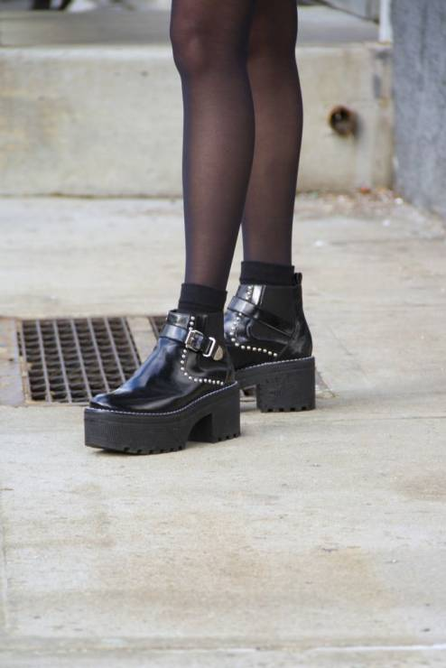 Trendy jesień 2019: masywne buty - Trendy moda jesień 2019: najmodniejsze akcesoria