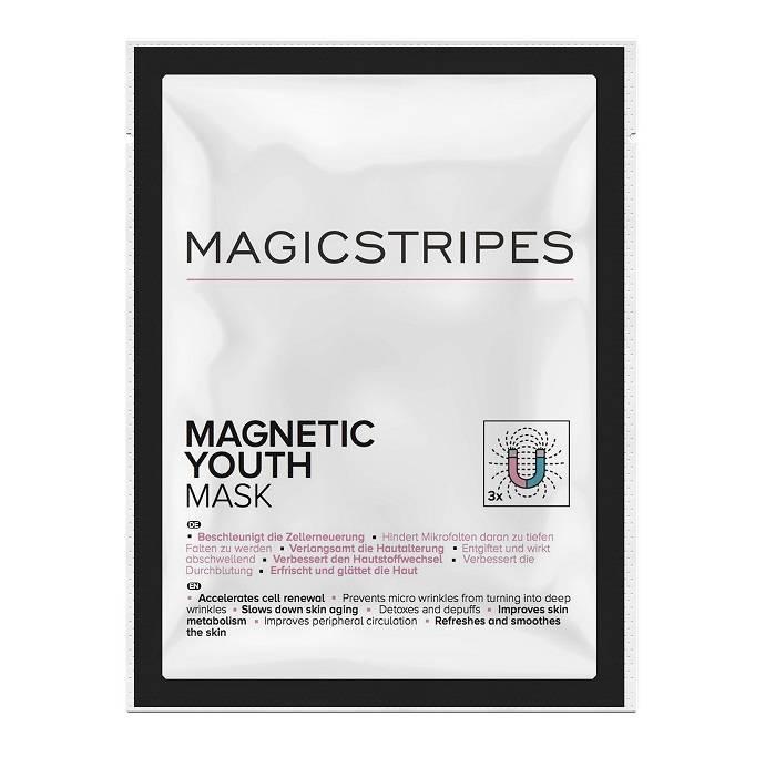 Maseczka odmładzająco-napinająca Magnetic Youth - Nowości kosmetyczne tygodnia - wybór redakcji