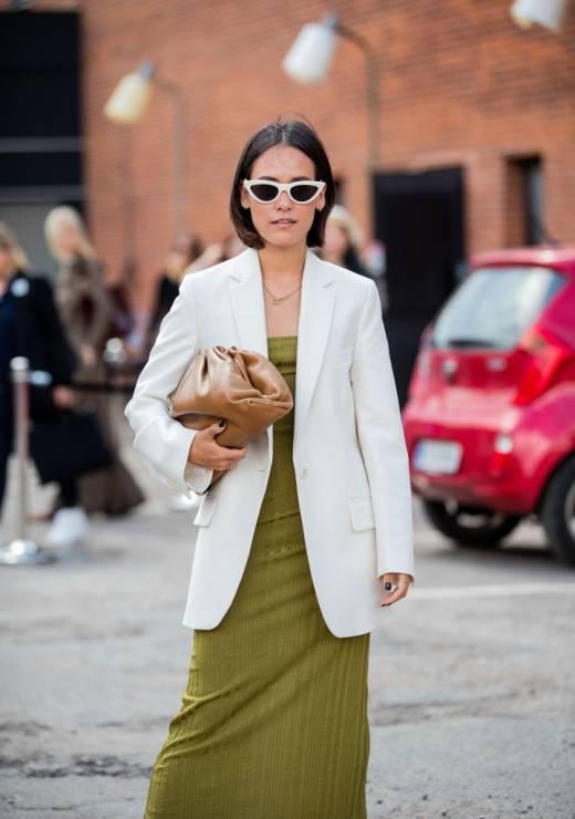 Trendy jesień 2019: guacamole - Trendy moda jesień 2019: ciemne kolory na jesień