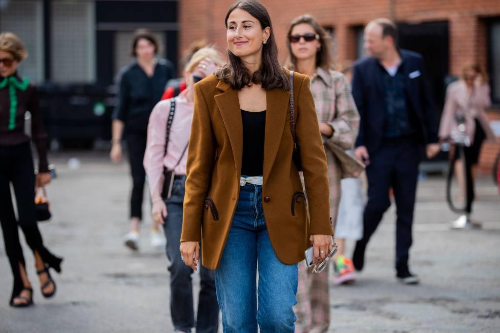 Trendy jesień 2019: sugar almond - Trendy moda jesień 2019: ciemne kolory na jesień