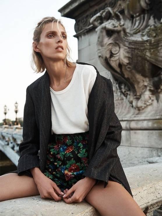 Zara jesień 2019: Anja Rubik - Zara jesień 2019: Anja Rubik w najnowszej sesji reklamowej