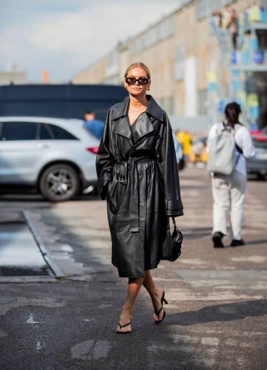 Płaszcze na jesień 2019: trendy moda jesień 2019 - Płaszcze na jesień 2019: trendy moda jesień 2019