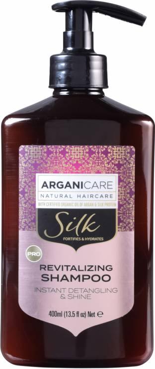 Rewitalizujący szampon Silk z jedwabiem siła i blask - TOP 12 nowości kosmetycznych rekomendowanych przez redakcję