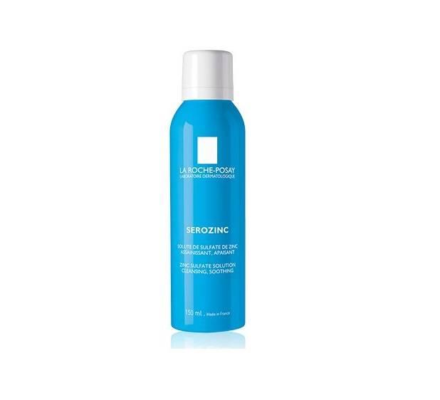 Spray łagodzący  La Roche-Posay Serozinc - TOP 12 nowości kosmetycznych rekomendowanych przez redakcję