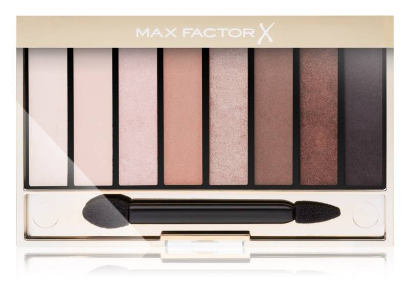 Köp Max Factor MP Nude Palette Eyeshadow 9 ml Cappuccino