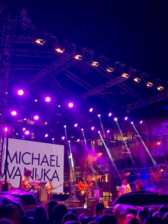 """Michael Kiwanuka: """"Chciałem rzucić muzykę"""" [WYWIAD] - Michael Kiwanuka: """"Chciałem rzucić muzykę"""" [WYWIAD]"""