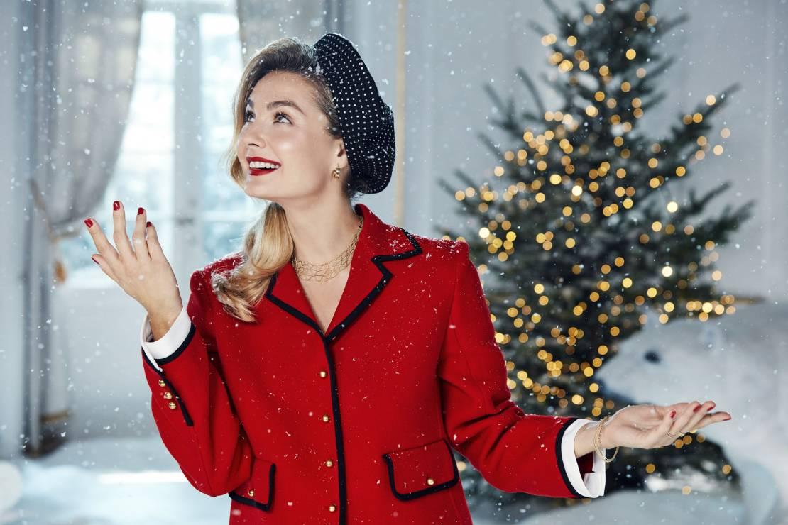 Apart kolekcja na święta 2019 - Magiczna kampania Apart na święta Bożego Narodzenia: trendy zima 2019