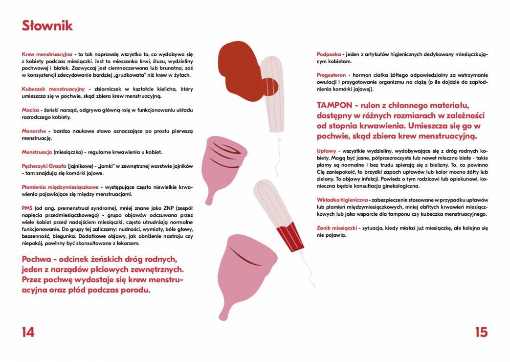 """""""Witaj w klubie"""" - pierwsza polska książka o miesiączce - Menstruacja to nie powód do wstydu: na rynku pojawiła się pierwsza książka o miesiączce"""