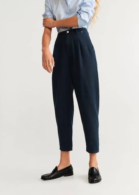 Spodnie slouchy Reserved przecenione o 20% - Cyber Monday 2019: gdzie jeszcze trwają promocje online?