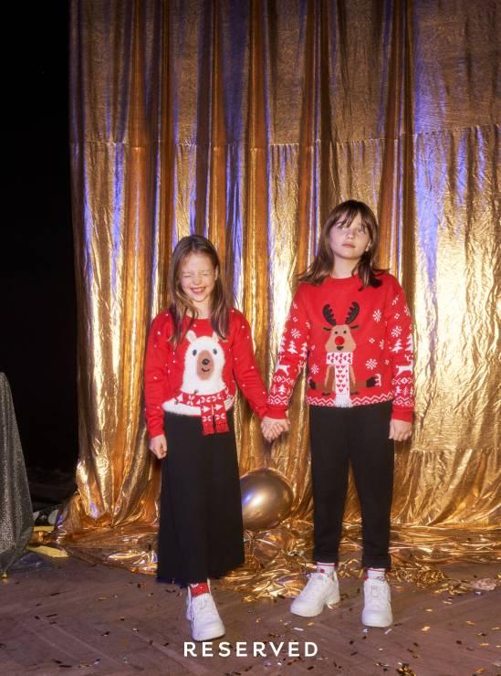 Dziecięca kolekcja świąteczna Reserved 2019 - Happy Xmas - dziecięca kolekcja świąteczna Reserved 2019