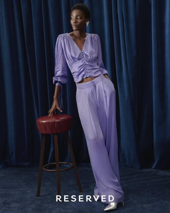 Reserved - kolekcja Blue Velvet - Odkryj karnawałową kolekcję Blue Velvet od Reserved