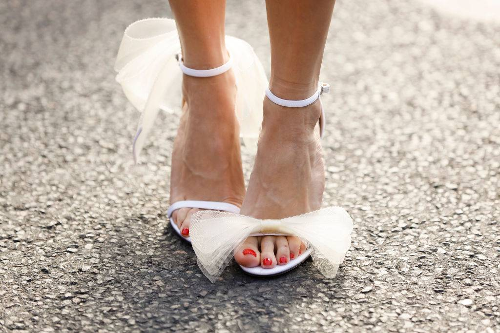 Trendy moda 2020: buty czółenka z kokardą - Trendy moda 2020: modne buty w 2020