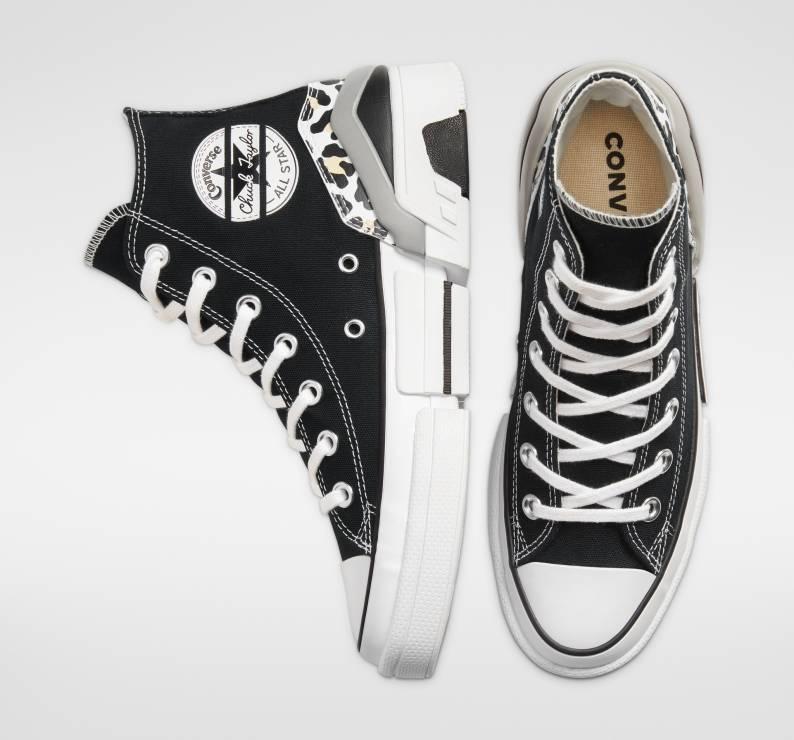 Trampki z nowej kolekcji Converse Twisted Classic - Trendy moda wiosna 2020: modne sportowe buty na nowy sezon