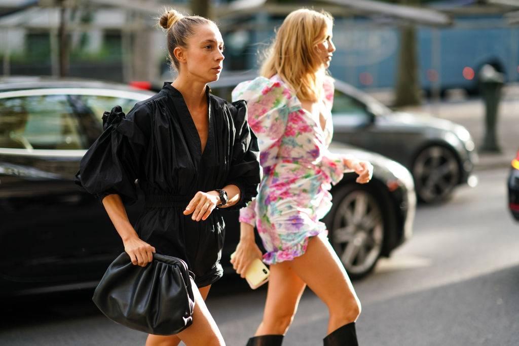 Modne ubrania z bufkami na wiosnę: trendy moda wiosna - Trendy moda wiosna 2020: modne ubrania z bufkami na wiosnę 2020