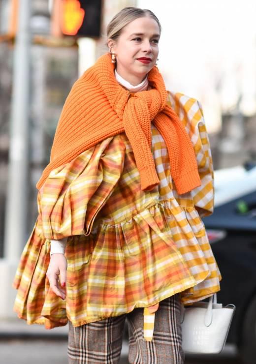 Modne ubrania z bufkami wiosna 2020: trendy moda na wiosnę - Trendy moda wiosna 2020: modne ubrania z bufkami na wiosnę 2020
