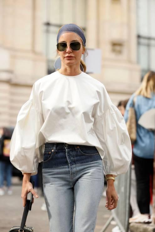 Ubrania z bufkami trendy moda wiosna 2020 - Trendy moda wiosna 2020: modne ubrania z bufkami na wiosnę 2020