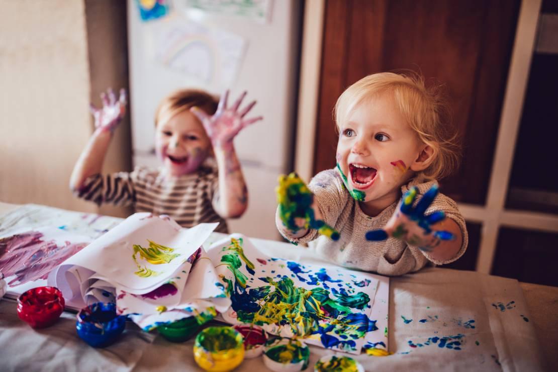 DIY - 10 inspirujących pomysłów na zabawy z dziećmi w domu [OKIEM MAMY]