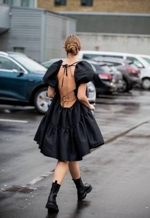 Sukienka z bufkami na wiosnę: trendy moda wiosna 2020 - Moda trendy wiosna 2020: 5 rzeczy, które powinnaś mieć w szafie na wiosnę