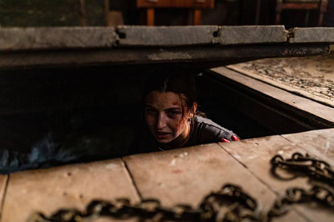 """""""W lesie dziś nie zaśnie nikt"""" na Netflix - kadry z filmu - """"W lesie dziś nie zaśnie nikt"""" na Netflix: twórcy filmu rezygnują z premiery kinowej"""