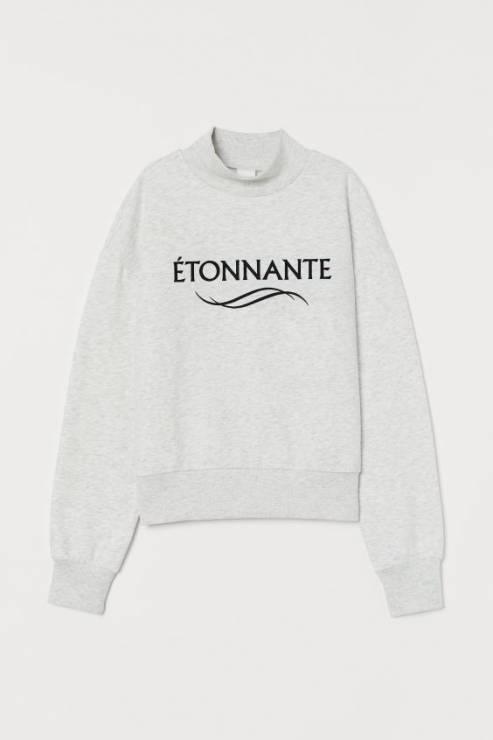 Bluza z półgolfem 29,90 zł z 59,99 zł - H&M wyprzedaż wiosna 2020: 20 rzeczy, które muszą się znaleźć w twojej szafie