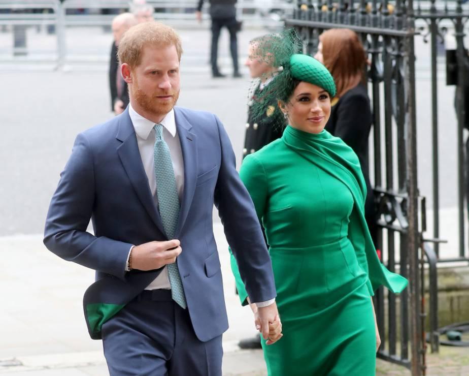 """Książe Harry i Meghan Markle - """"Czujemy strach, jesteśmy odizolowani"""". Książę Harry i Meghan opublikowali film na Instagramie"""