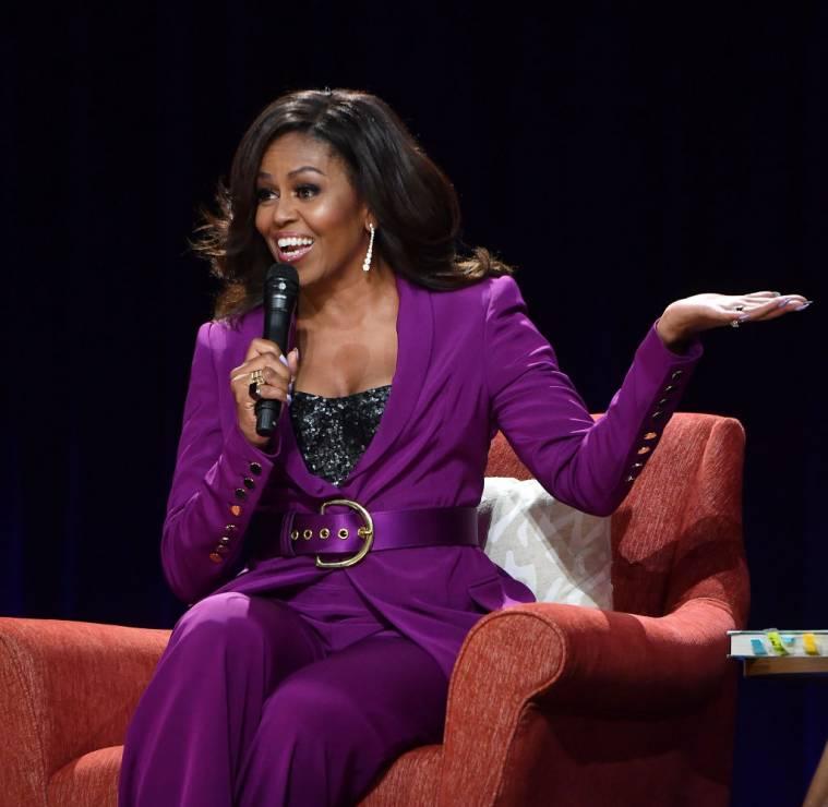 Michelle Obama zdradza swój sposób na stres w czasie pandemii - Te słowa Michelle Obamy o walce ze stresem w czasie pandemii warto zapamiętać