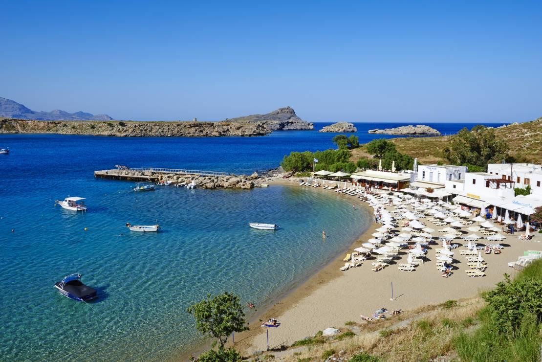 Grecja wakacje 2020: Rodos - Gdzie można jechać na wakacje 2020? 6 greckich wysp, na które polecisz już w lipcu