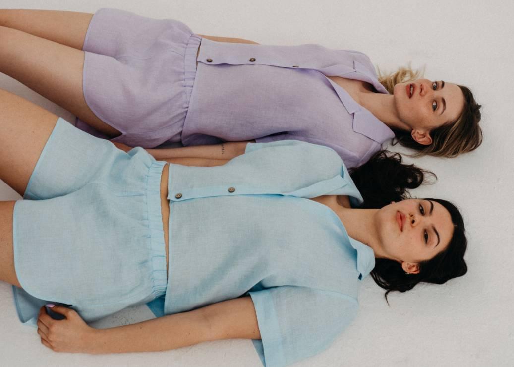 Nago Polski Len - nowa kolekcja - Polska marka NAGO stworzyła zachwycającą kolekcję lnianych ubrań - chcemy wszystko!