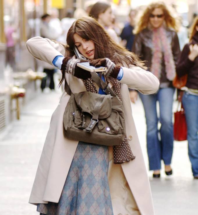 """Anne Hathaway wspomina casting do filmu """"Diabeł ubiera się u Prady"""" - Anne Hathaway zdradziła, jak dostała się do filmu """"Diabeł ubiera się u Prady"""". Była dopiero 9 na liście!"""