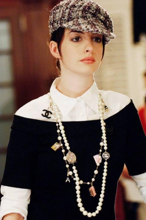 """""""Diabeł ubiera się u Prady"""" - Anne Hathaway walczyła o rolę do ostatnich dni! - Anne Hathaway zdradziła, jak dostała się do filmu """"Diabeł ubiera się u Prady"""". Była dopiero 9 na liście!"""