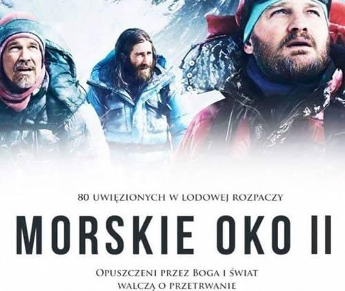 Trailer Morskie Oko 3 O Grupie Turystów Którzy Poszli Na