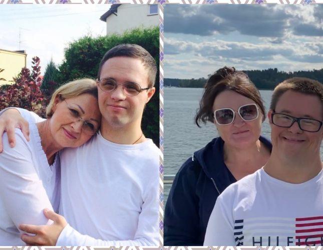 """""""To w miłości jest klucz do wszystkiego"""": rozmawiamy z mamą Grzegorza i Krzysia z """"Down The road. Zespół w trasie"""" [WYWIAD]"""