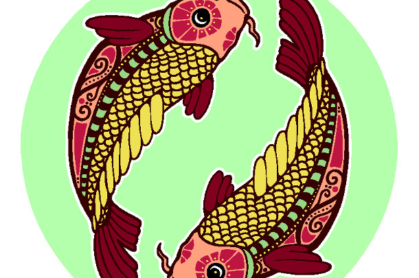 Panna mężczyzna randki Ryby kobieta
