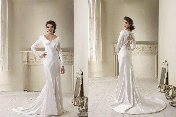 c680cb3e2 A tu możecie zobaczyć jak suknia ślubna Belli powstawała: