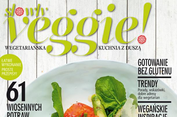 Nowy Magazyn Kulinarny Slowly Veggie Kobieta Pl