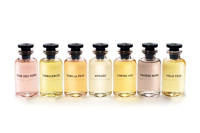 """ed9d46f5d8b27 Les Parfums inspirowane są podróżami, które mocno zakorzenione są w  tradycji Louis Vuitton (ach te walizki). """"Podróż nie jest celem. To jest  pewne uczucie, ..."""