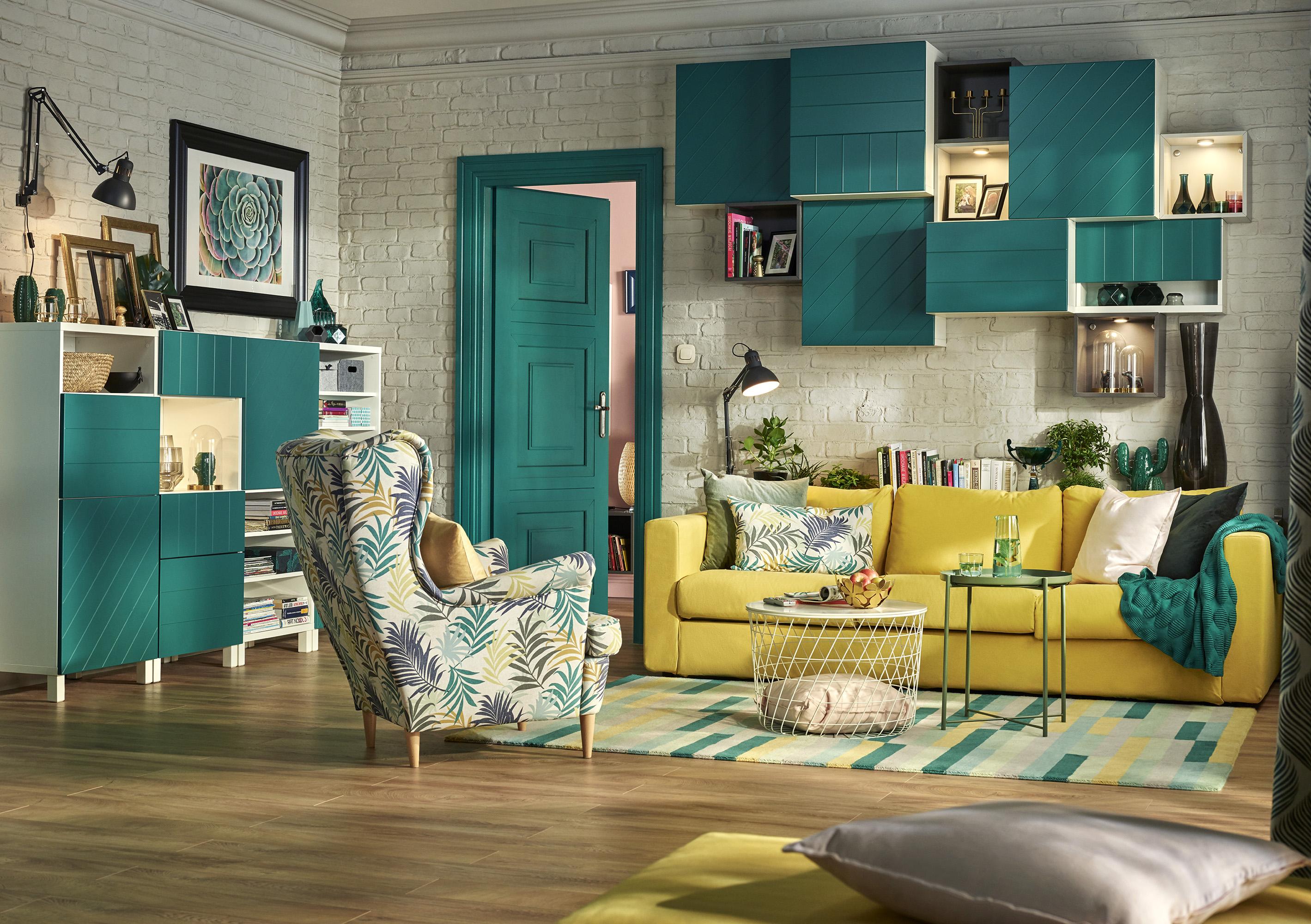 nowy katalog ikea 2018 zdj cia. Black Bedroom Furniture Sets. Home Design Ideas