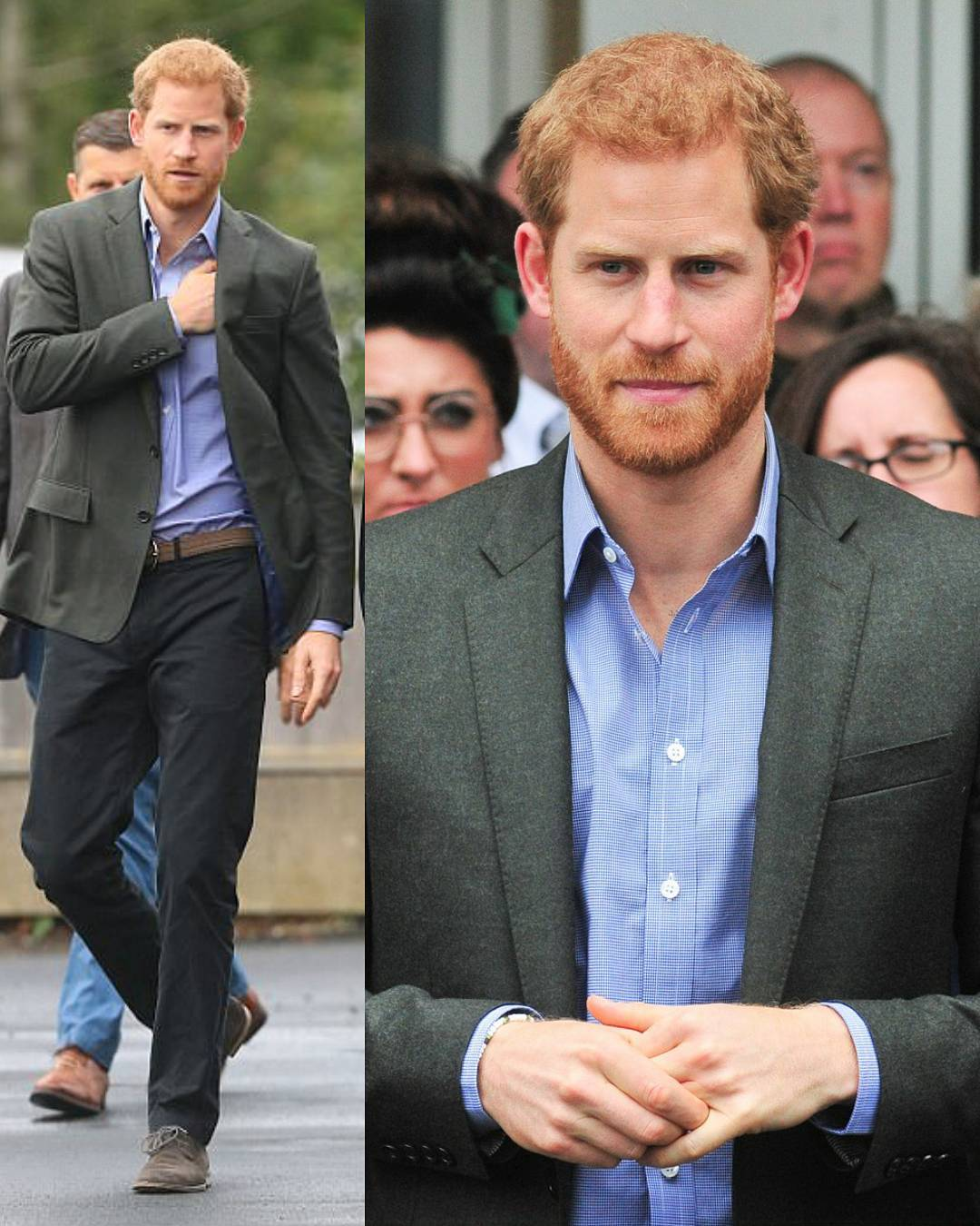 Broda Księcia Harry'ego czy książę Harry może nosić brodę ...