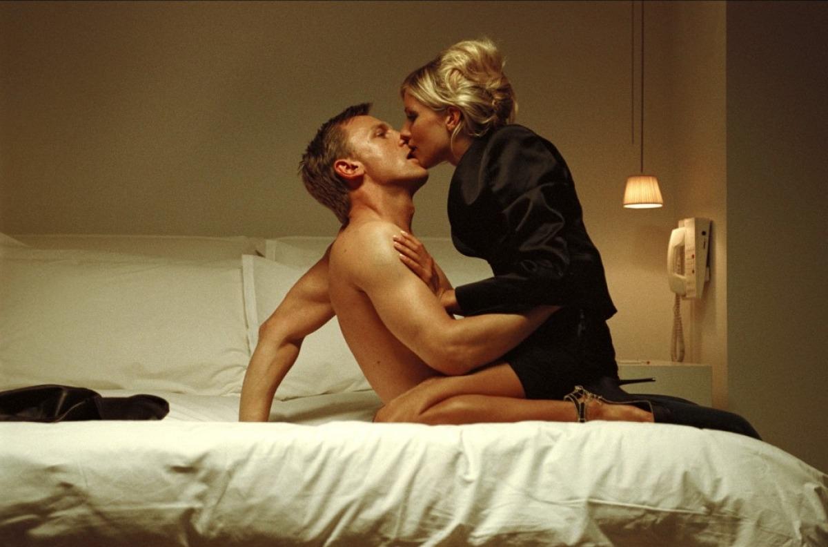 Pozycja seksualna dla seksu analnego
