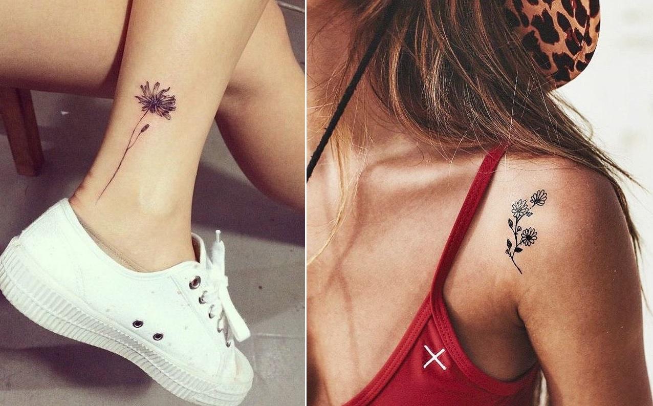 Tatuaże Damskie 2019 Nowe Trendy Kobietapl