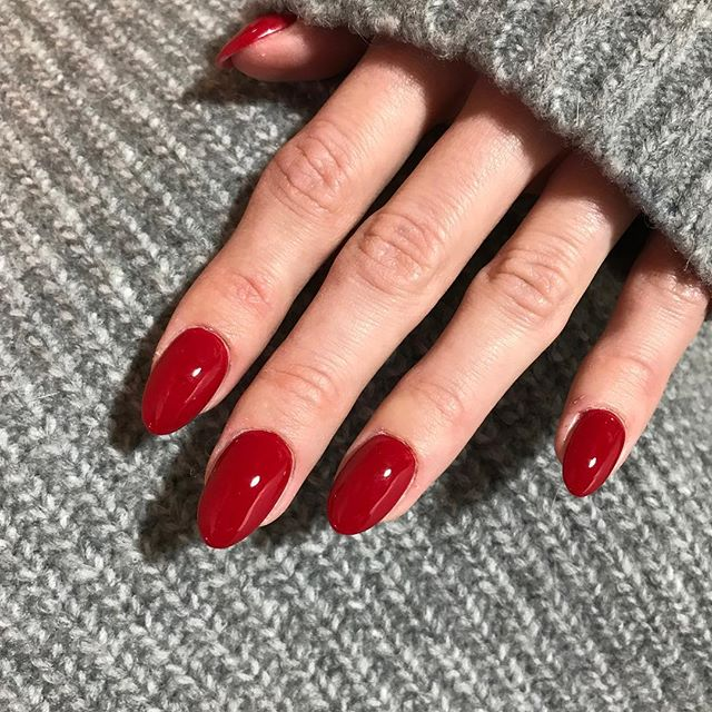 Czerwone Paznokcie Na święta I Sylwestra Kobietapl