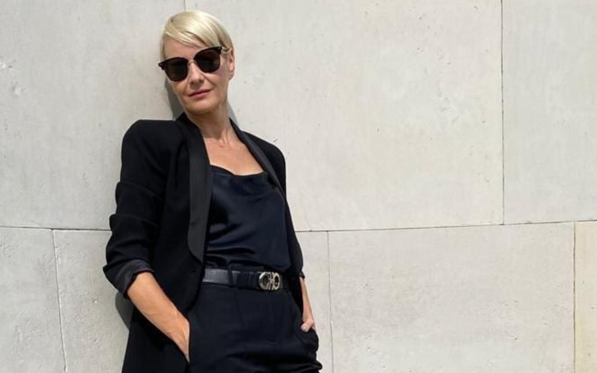 Modne płaszcze przejściowe na wiosnę 2021. Małgorzata